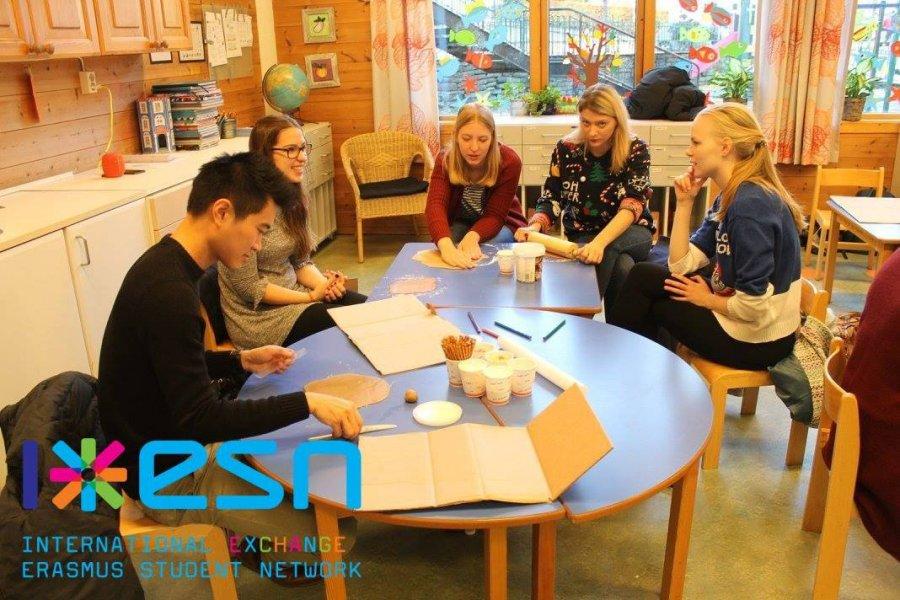 The event is sponsored by Study Bergen:  https://www.facebook.com/Study-Bergen-53115292988/. Date: